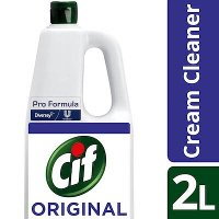Cif Professional Original Cream Cleaner XXL Pack 2L