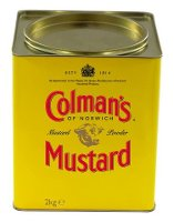 Colman's English Mustard Powder 2kg