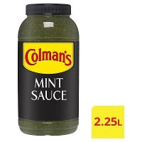 COLMAN'S Fresh Garden Mint Sauce 2.25L