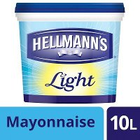 HELLMANN'S Light Mayonnaise 10L