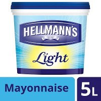 HELLMANN'S Light Mayonnaise 5L