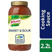 Knorr Blue Dragon Sweet & Sour Sauce 2.2L