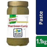 KNORR Blue Dragon Thai Green Curry Paste 1.1kg