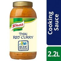 KNORR Blue Dragon Thai Red Curry Sauce 2.2L