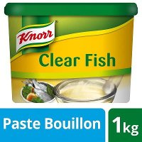 KNORR Gluten Free Clear Fish Paste Bouillon 1kg