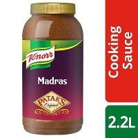 Knorr Patak's Madras Sauce 2.2L