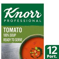 Knorr Professional 100% Soup Tomato 12 x 250 ml