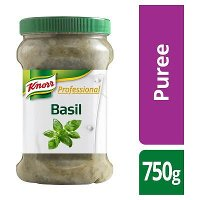 KNORR Professional Basil Puree 750g