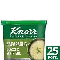Knorr Professional Classic Asparagus Soup 25 Port