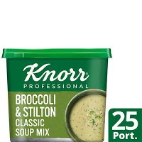 Knorr Professional Classic Broccoli & Stilton Soup 25 Port
