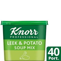 Knorr Professional Leek & Potato Soup 40 Port