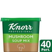Knorr Professional Mushroom Soup 40 Port