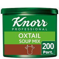 Knorr Professional Oxtail Soup 200 Port