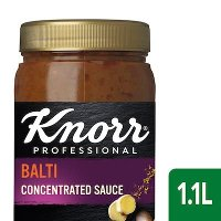 Knorr Professional Patak's Balti Concentrated Sauce 1.1L