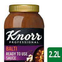 Knorr Professional Patak's Balti Ready To Use Sauce 2.2L