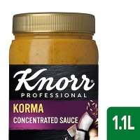 Knorr Professional Patak's Korma Concentrated Sauce 1.1L