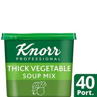 Knorr Professional Thick Vegetable Soup 40 Port