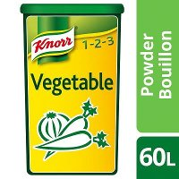 Knorr Vegetable Powder Bouillon Vegetable 1.2kg