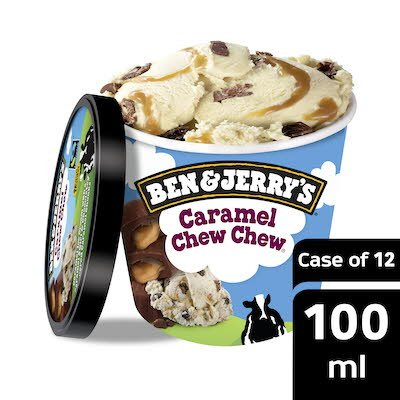 Ben & Jerry's Caramel Chew Chew 100ml -