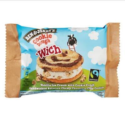Ben & Jerry's Wich Cookie Dough 80ml -