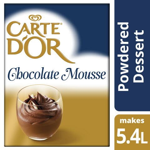 Carte D'Or Chocolate Mousse 720g -
