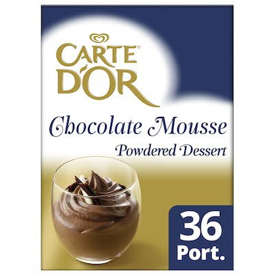 Carte D'Or Chocolate Mousse 720g