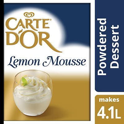 Carte D'Or Lemon Mousse 3 x 200g (600g)