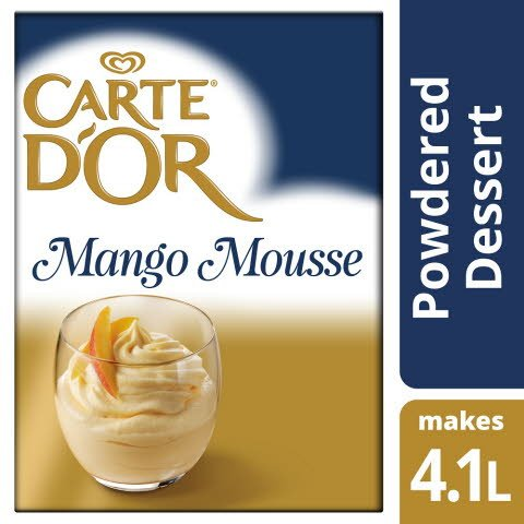 Carte D'Or Mango Mousse 570g