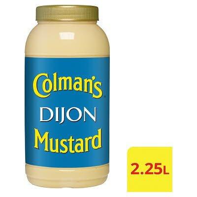 COLMAN'S Dijon Mustard 2.25L