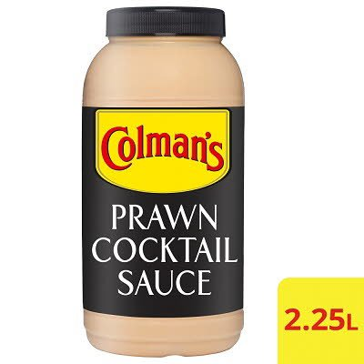 Colman's Prawn Cocktail Sauce 2.25L -