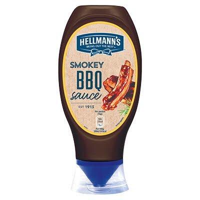 Hellmann's BBQ Sauce 430g