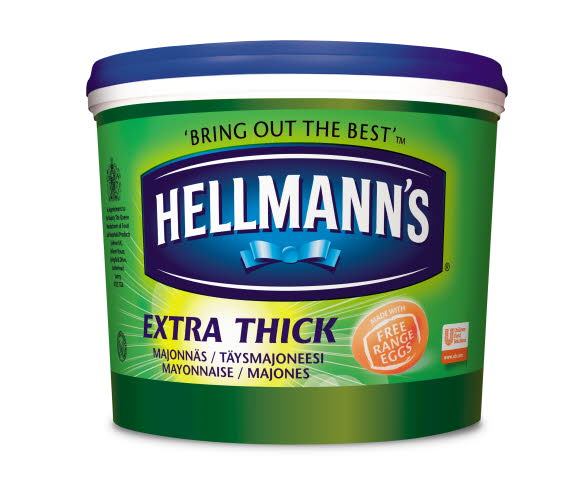 Hellmann's Extra Thick 5L