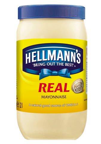 HELLMANN'S Real Mayonnaise 2L