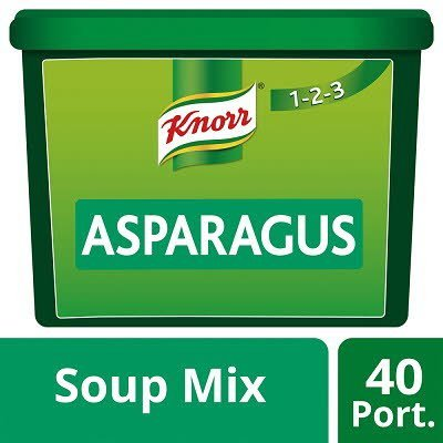 Knorr 123 Asparagus Soup 40 portions