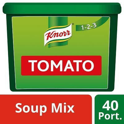 Knorr 123 Tomato Soup 40 portions