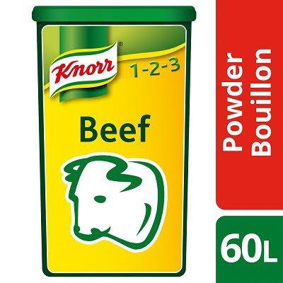 Knorr Beef Powder Bouillon 1.2kg -