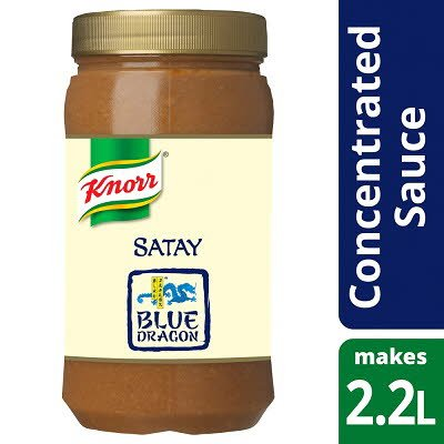 KNORR Blue Dragon Satay Concentrated Sauce 1.1L -