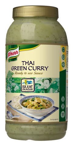 Knorr Blue Dragon Thai Green Curry Sauce 2.2L