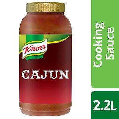 Knorr Cajun Sauce 2.2L