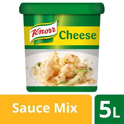 Knorr Cheese Sauce Mix 5L -