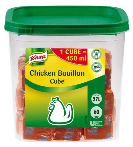 Knorr Chicken Bouillon Cubes 60 x450ml