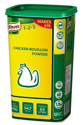 KNORR Chicken Powder Bouillon 1.2kg