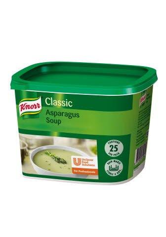 Knorr Classic Asparagus Soup 25 portions
