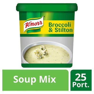 Knorr Classic Broccoli & Stilton Soup 25 portions