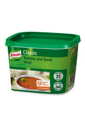 Knorr Classic Tomato & Basil 25 portions