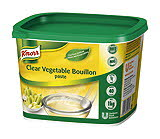 Knorr Clear Vegetable Paste Bouillon 1kg