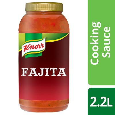 KNORR Fajita Sauce 2.2L