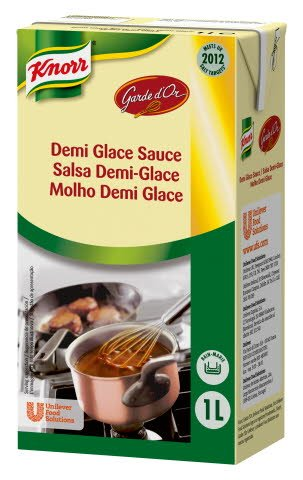 Knorr Garde D'or Demi Glace Sauce 1L