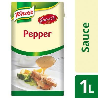 Knorr Garde D'or Pepper Sauce 1L