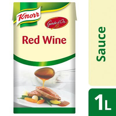 Knorr Garde D'or Red Wine Sauce 1L -